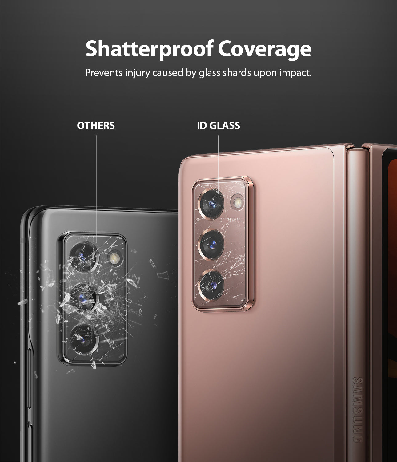 shatterproof coverage