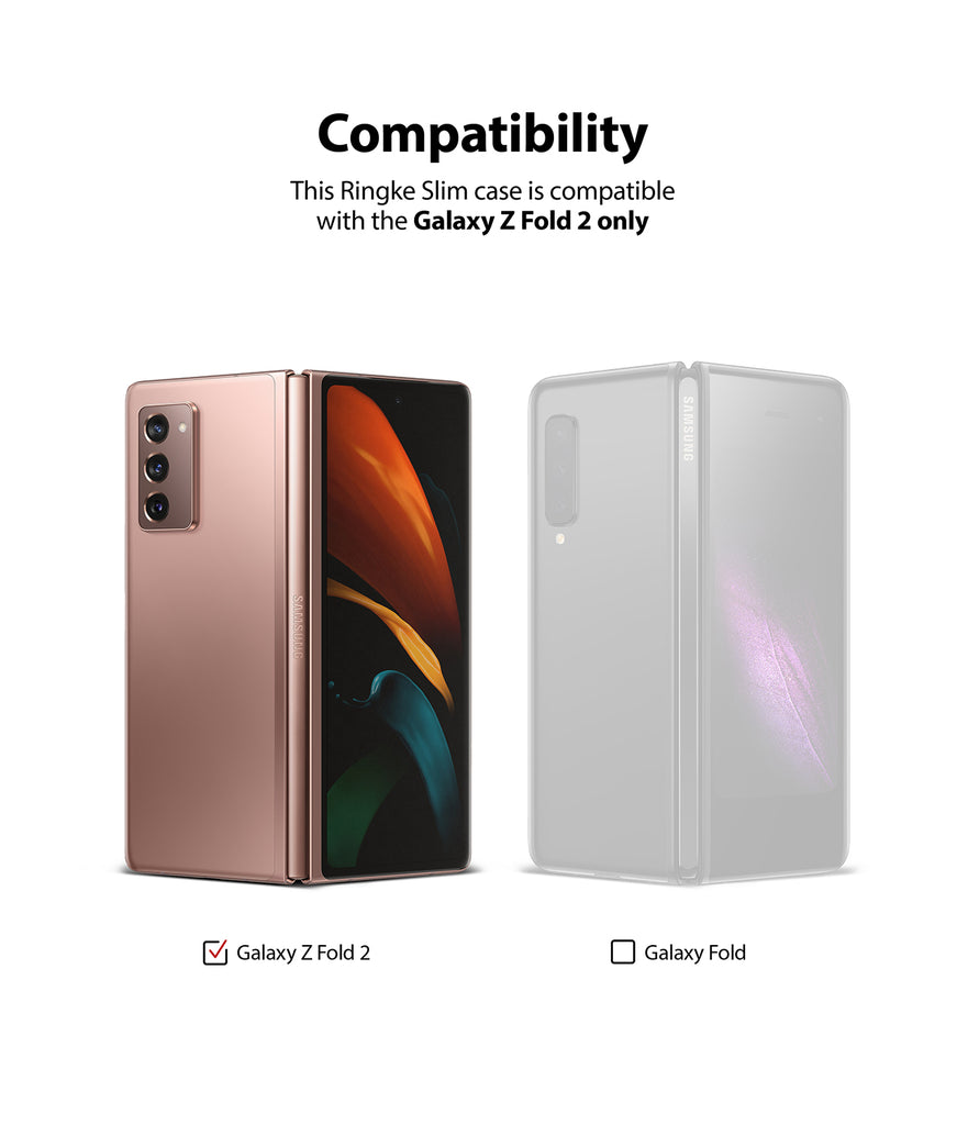 compatible with z fold 2 only