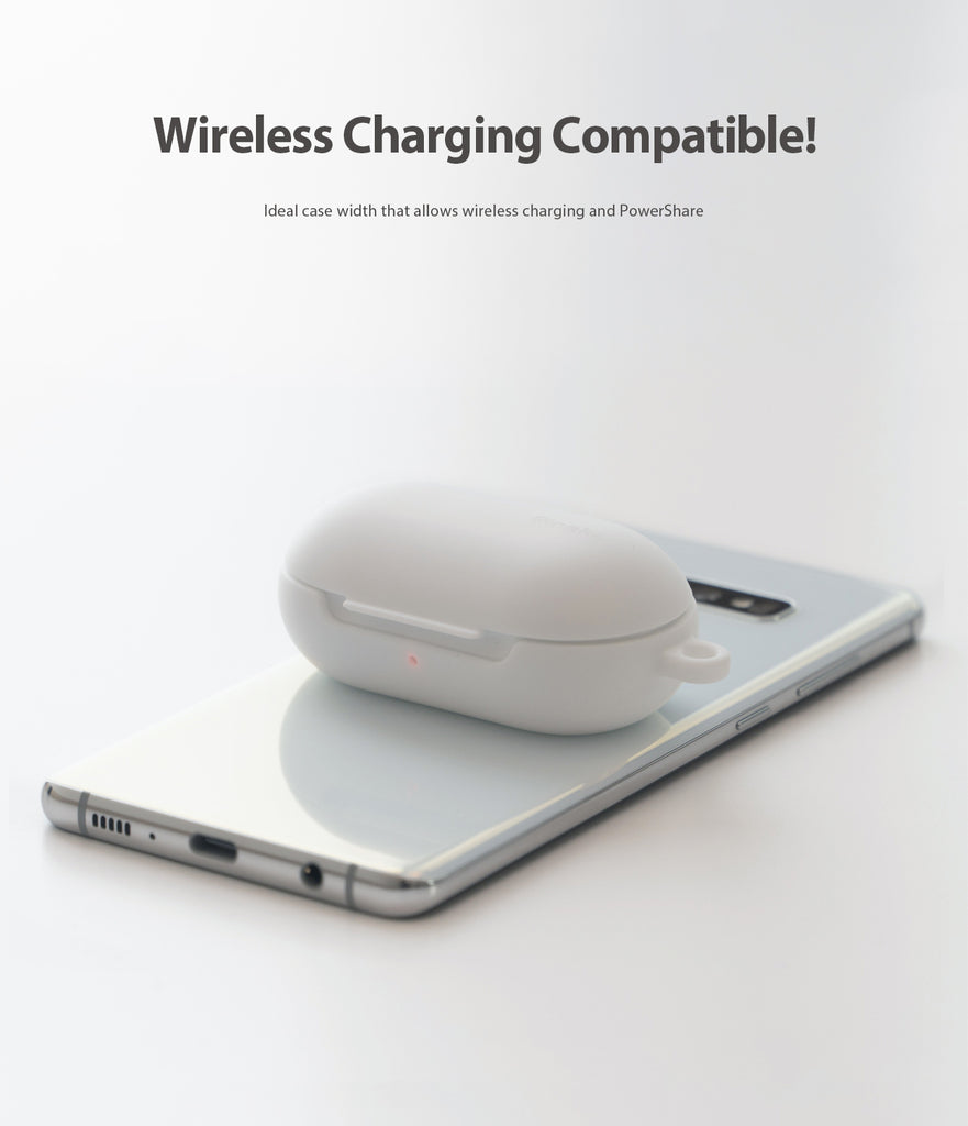 compatible with wireless charging and powershare