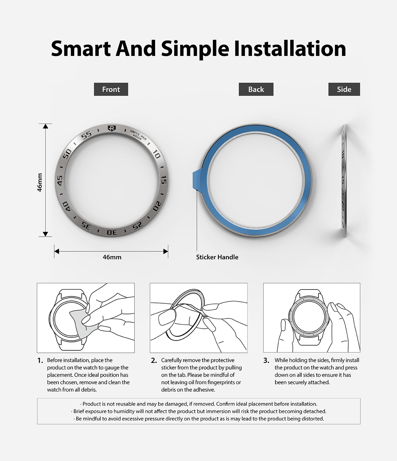 smart and simple installation guide