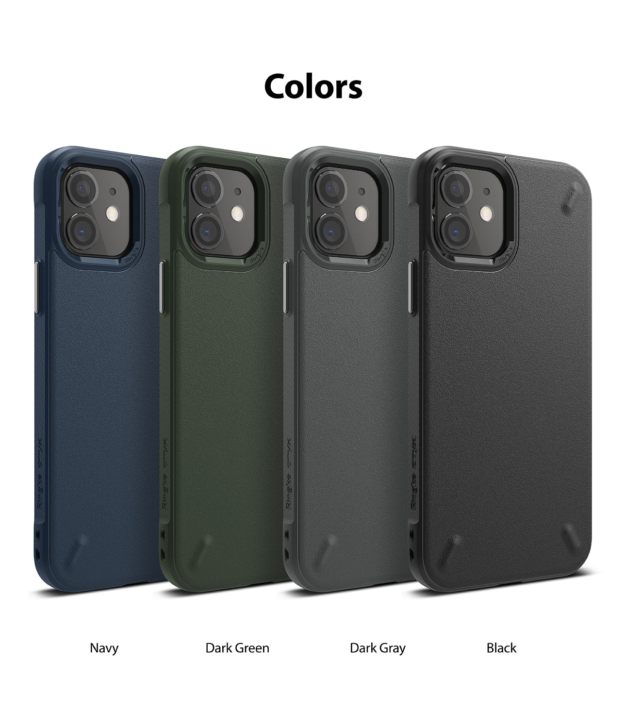 iPhone 12 Mini Case | Onyx