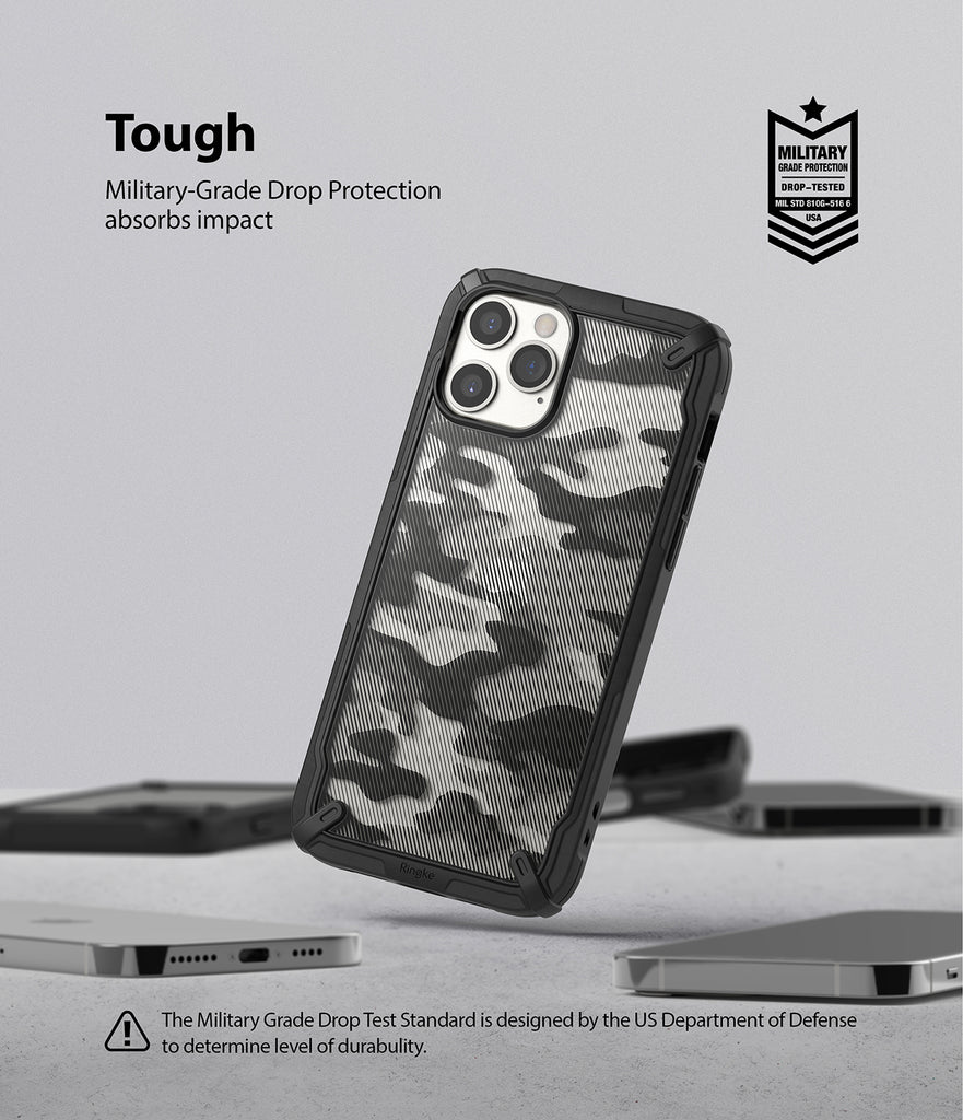 iPhone 12 Pro Max Case | Fusion-X