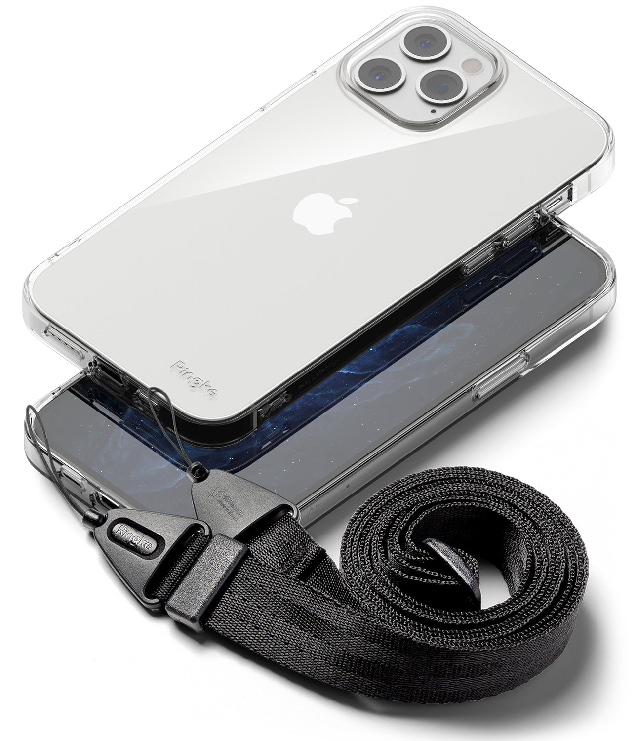 iPhone 12 / 12 Pro Case | Air + Shoulder Strap