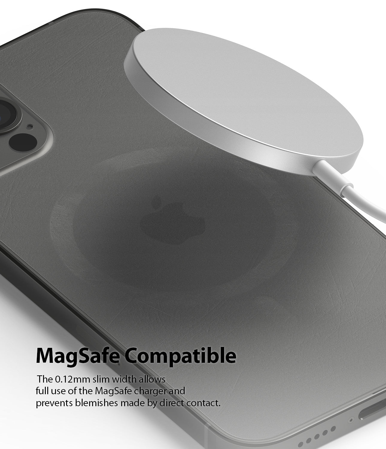 magsafe compatible - the 0.12mm slim width