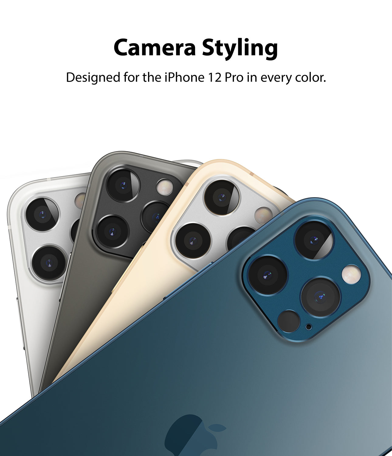ringke camera styling for iphone 12 pro