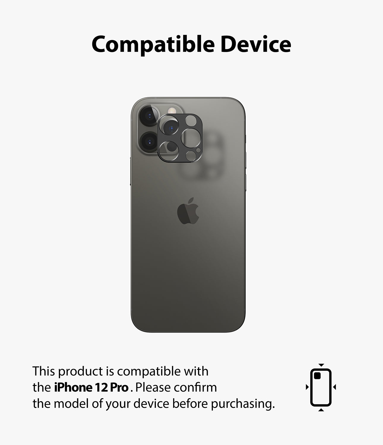 only compatible with iphone 12 pro
