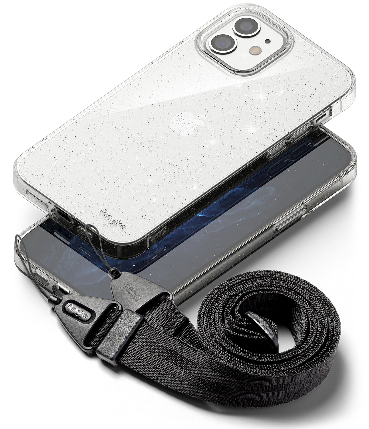 iPhone 12 Mini Case | Air + Shoulder Strap