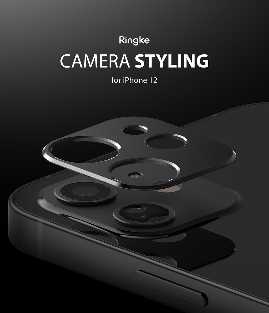ringke camera styling for iphone 12