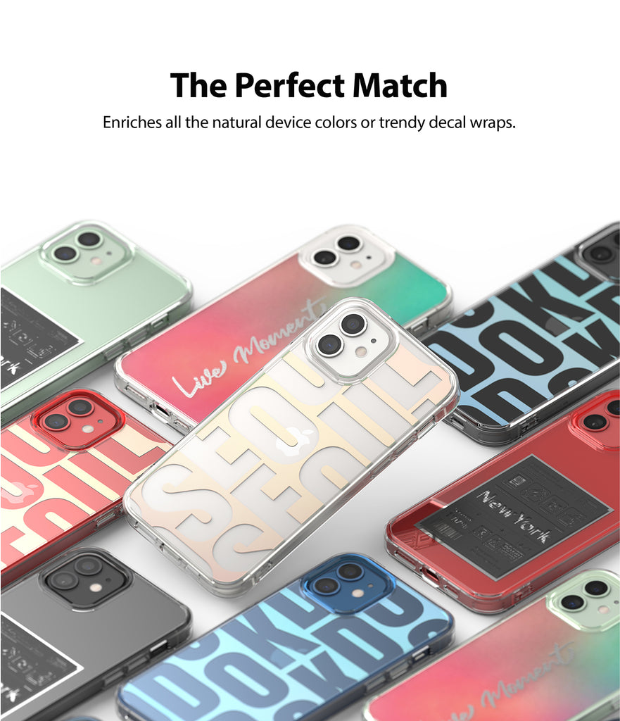 enriches all the natural device colors or trendy decal wraps