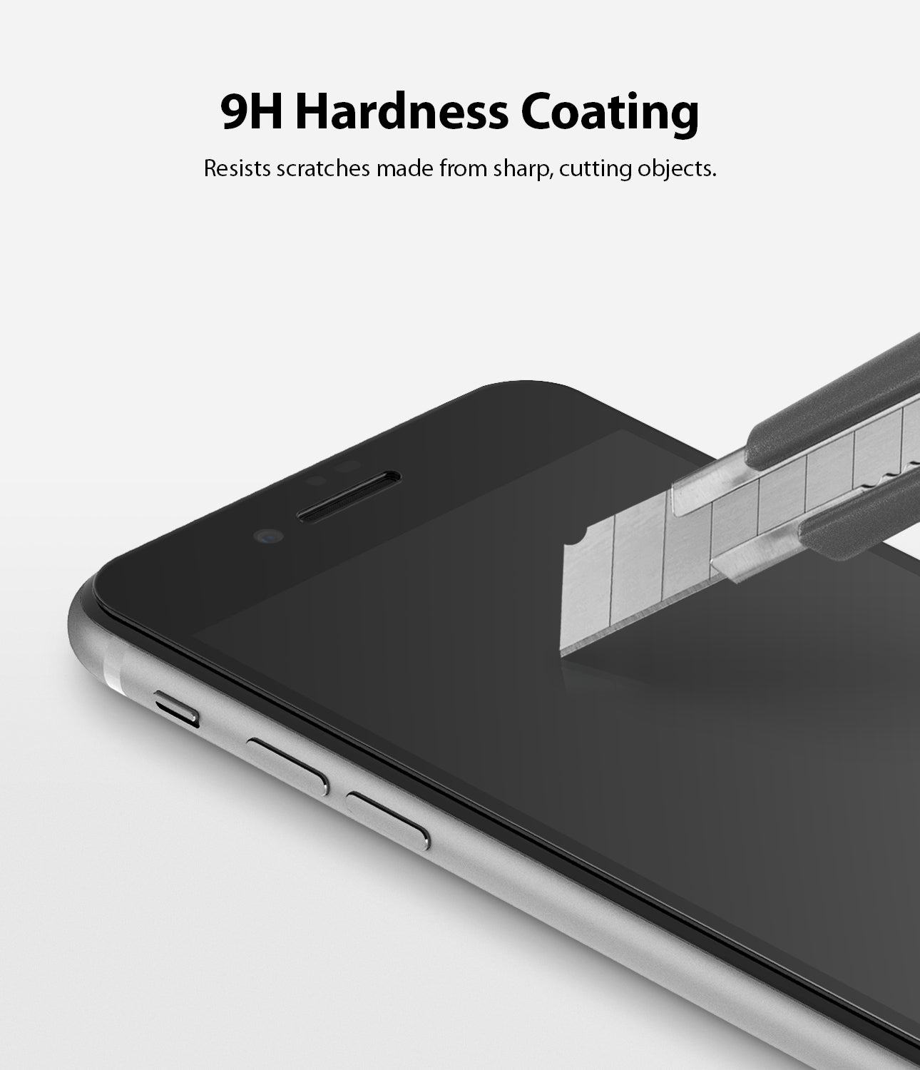 9h hardness coating