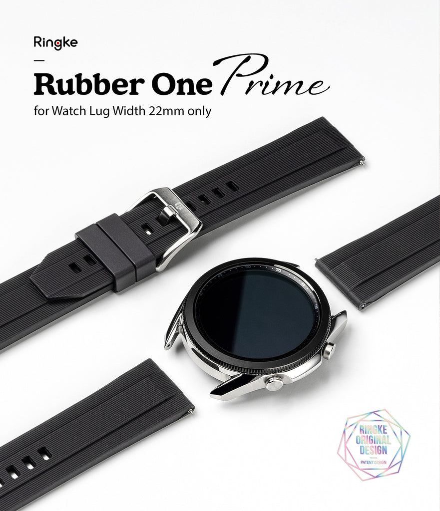 rubber one prime band