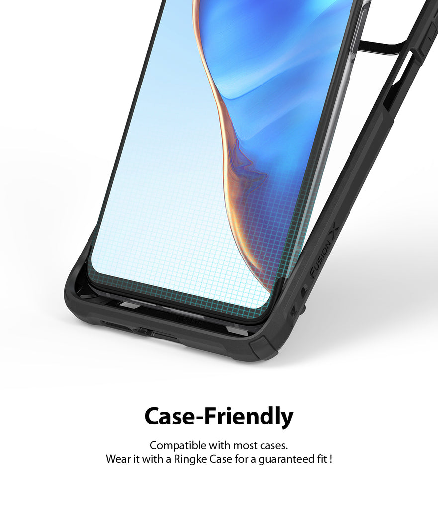 case friendly fit