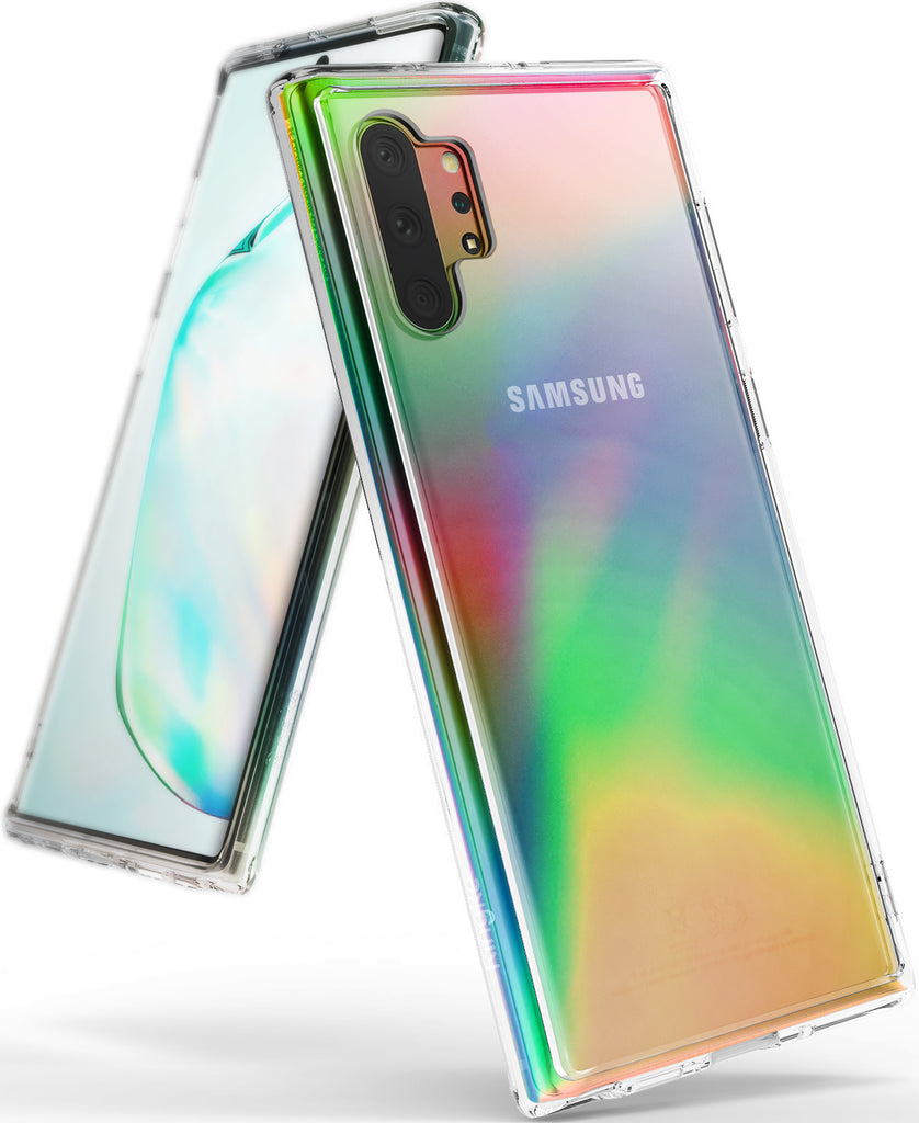 ringke fusion for samsung galaxy note 10 plus - clear