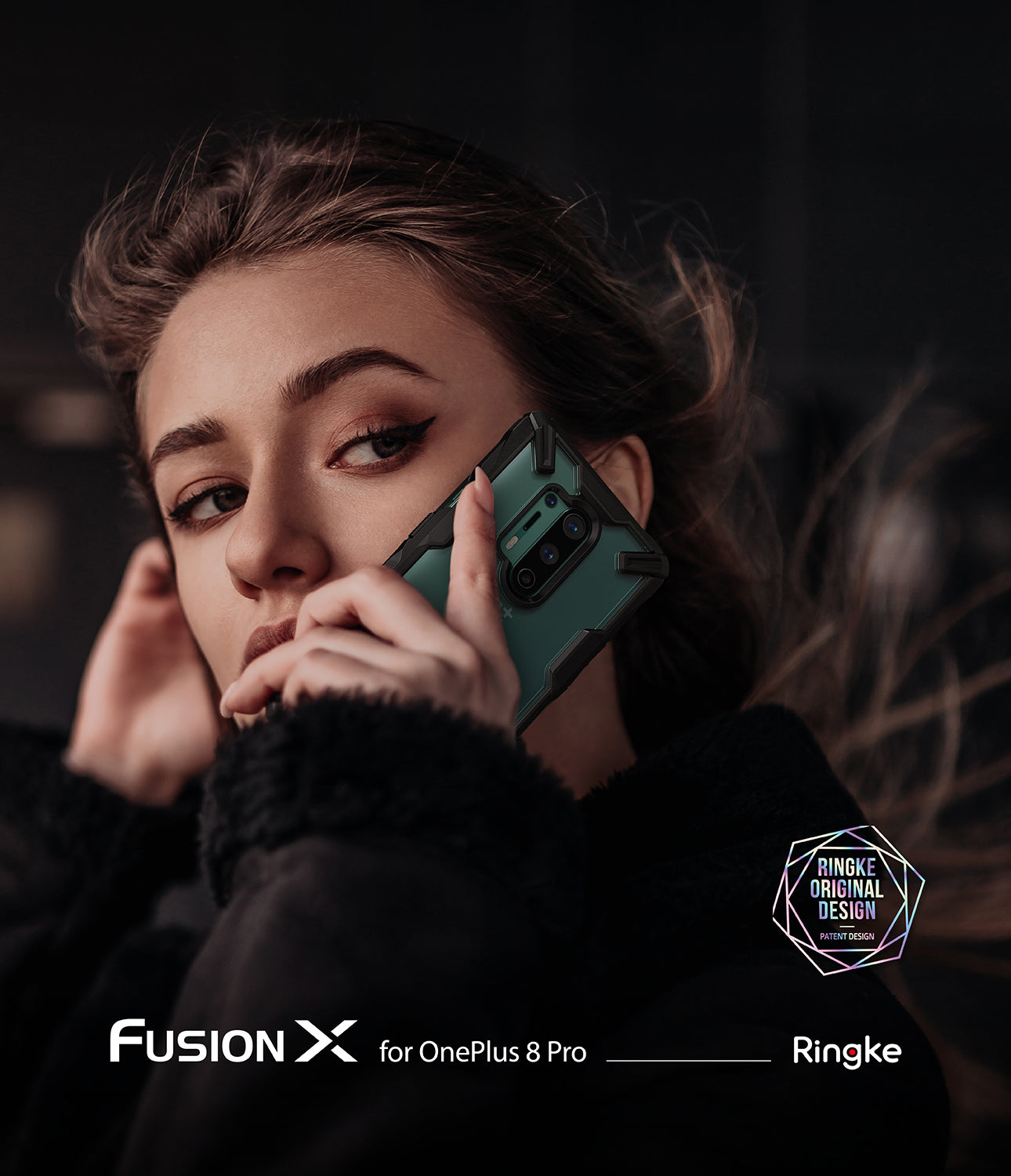 ringke fusion-x case for oneplus 8 pro