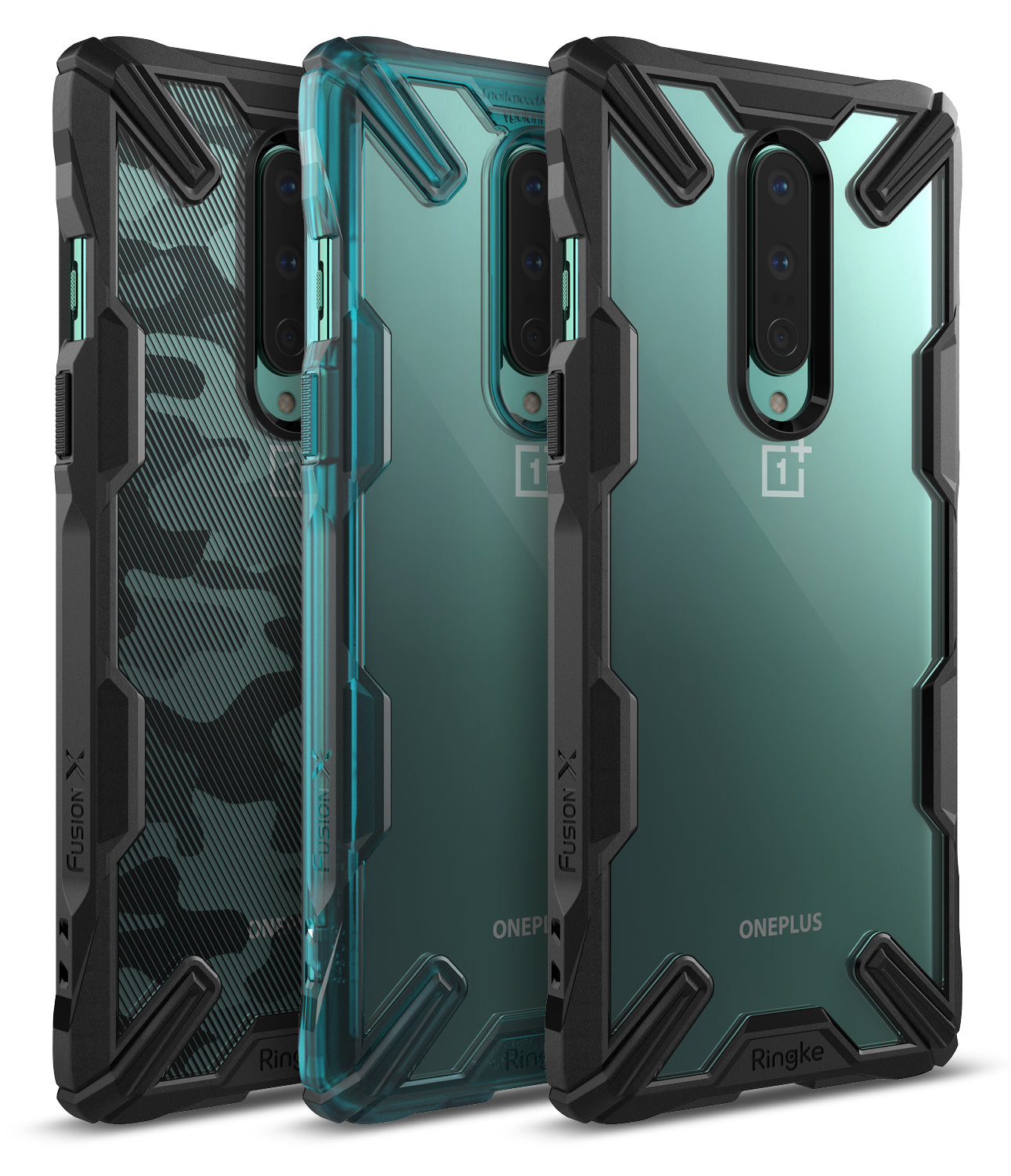 ringke fusion-x case for oneplus 8