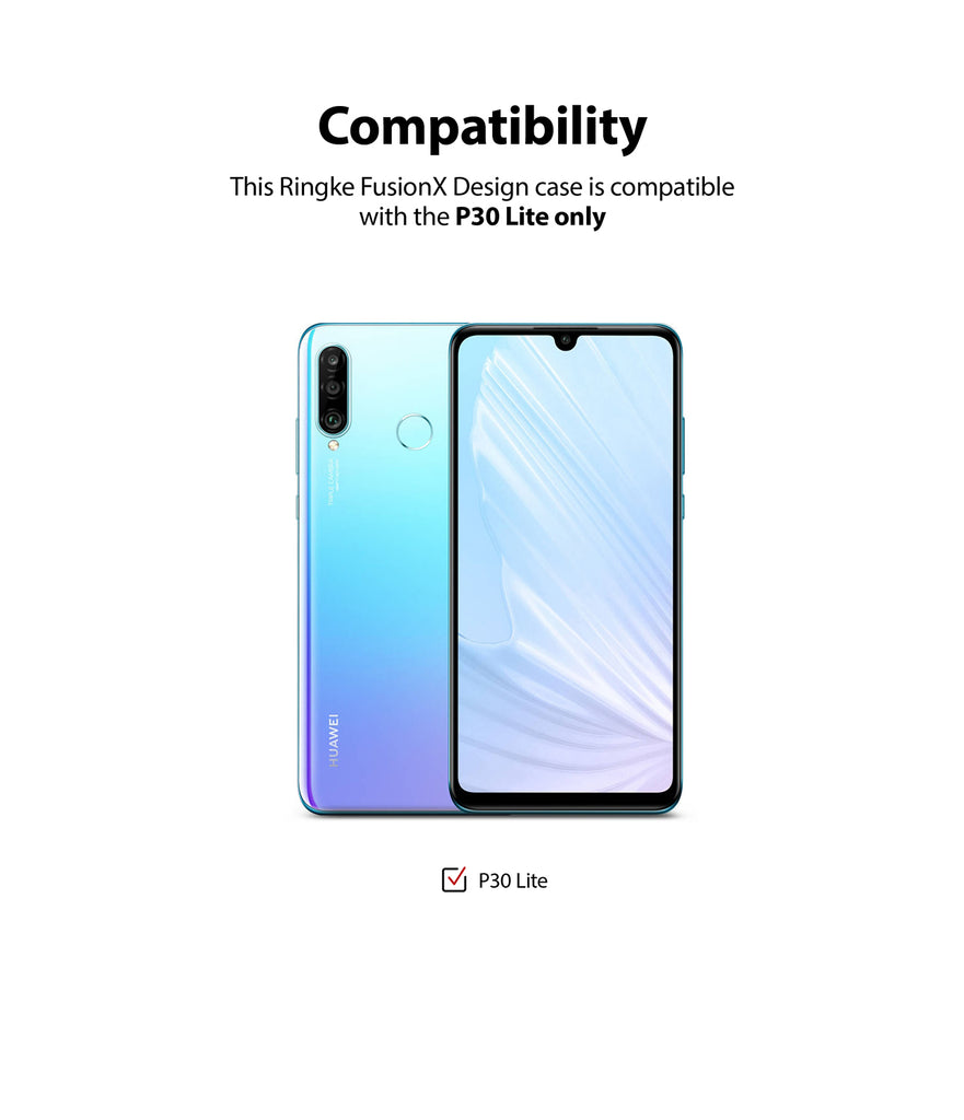 only compatible with huawei p30 lite