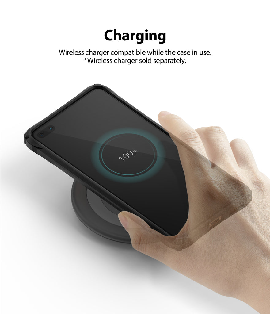 compatible with p40 - wireless charge / powershare