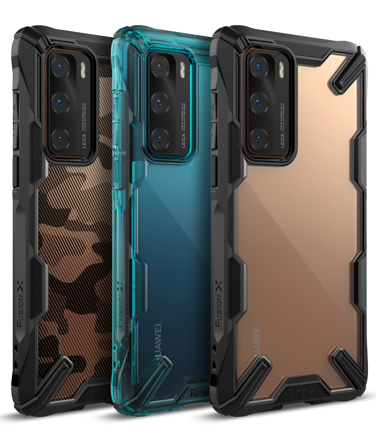 ringke fusion-x designed for huawei p40