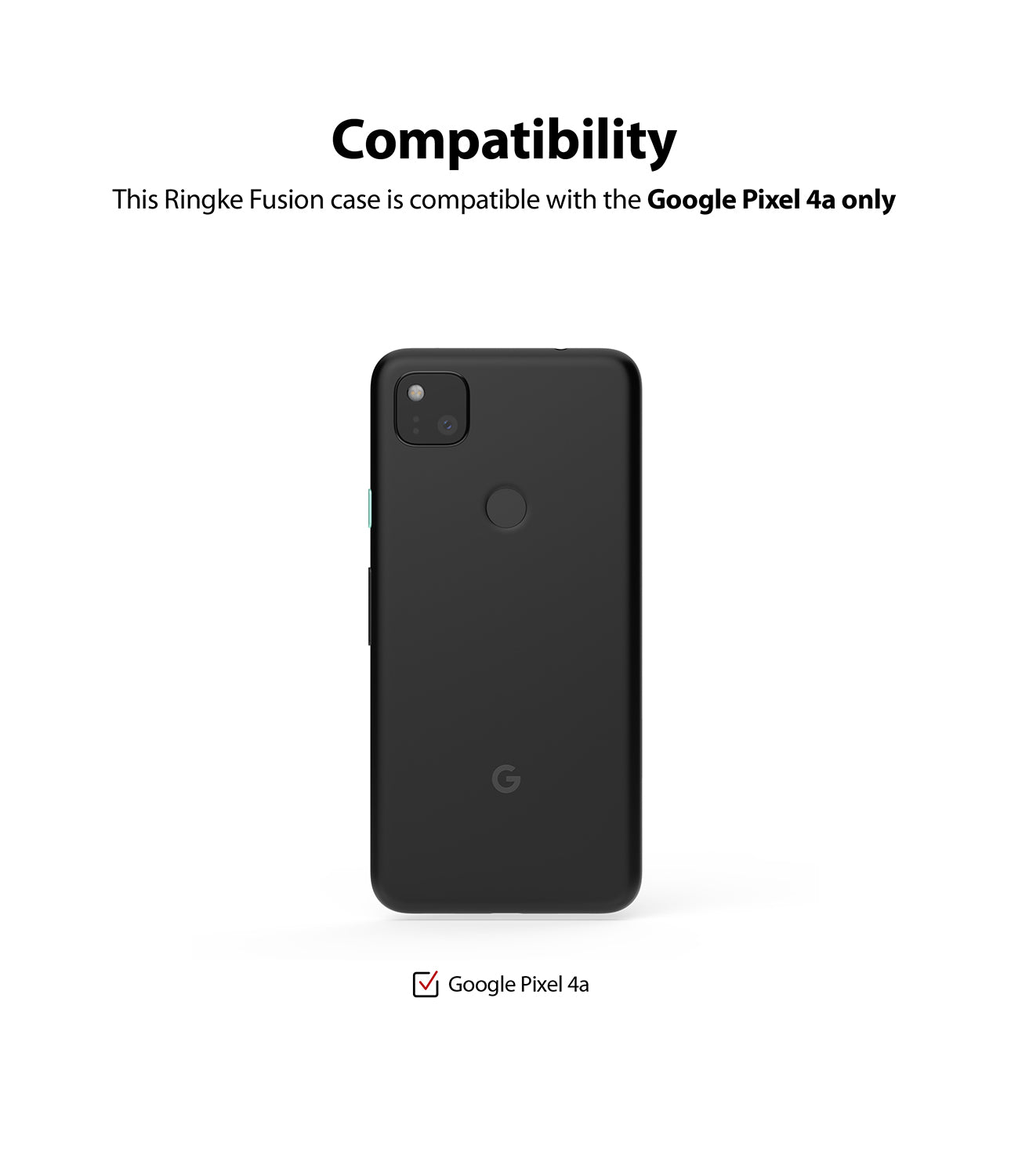 compatible with google pixel 4a