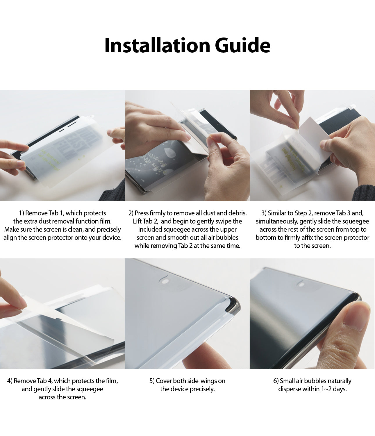 installation guide