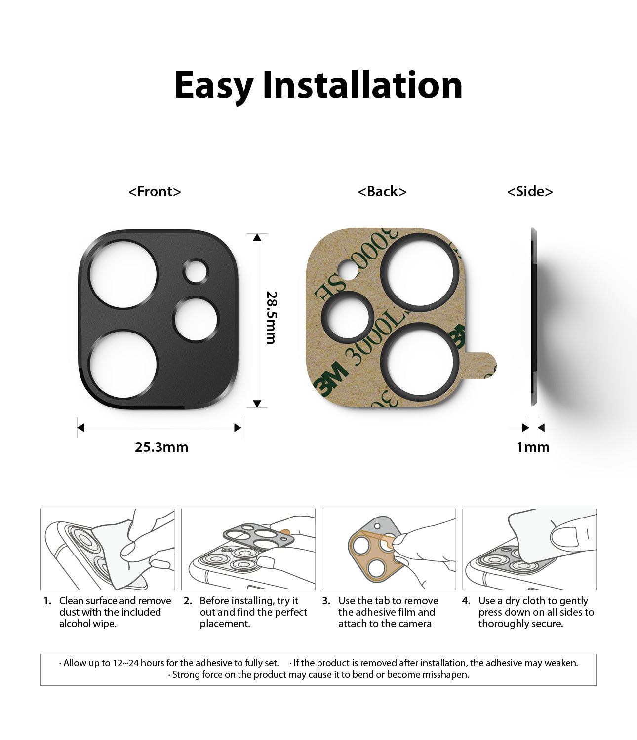 easdy installation guide