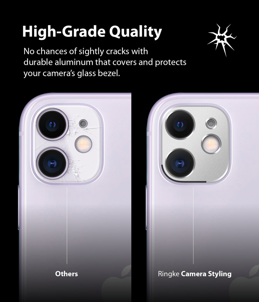 high grade quality - protector your camera's glass bezel