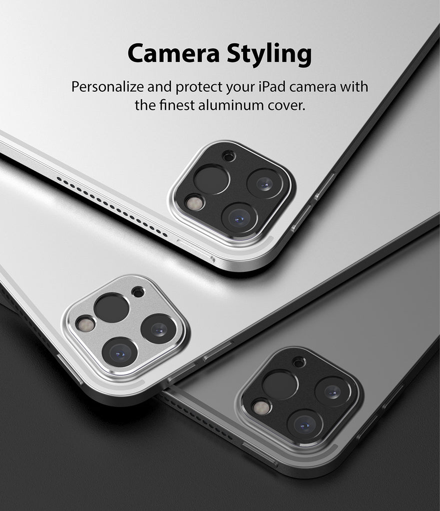 personalize and protect your ipad camera with the finest aluminum cover