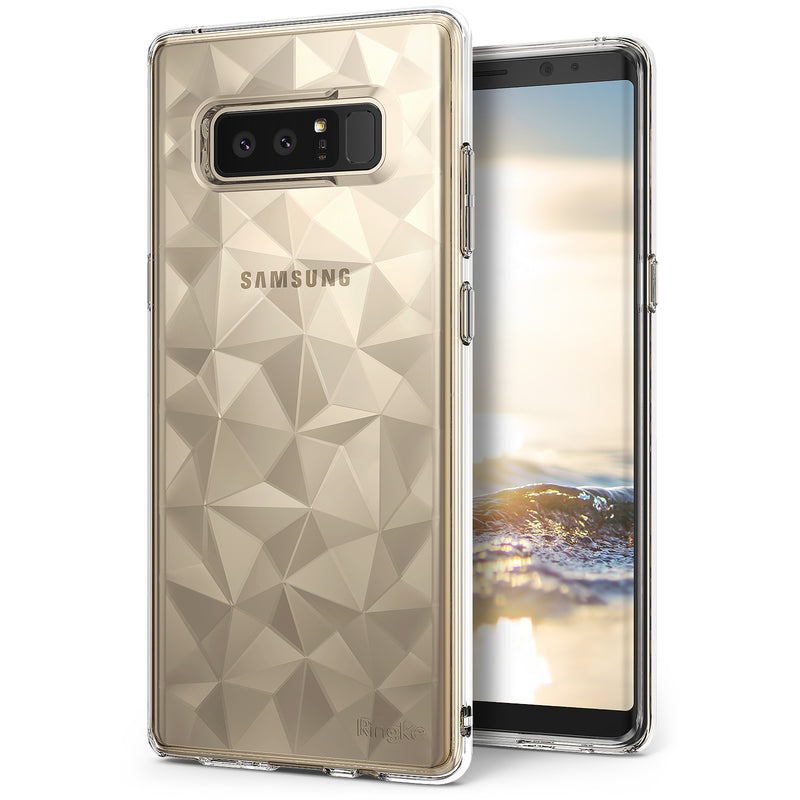 samsung galaxy note 8 ringke air case prism case clear