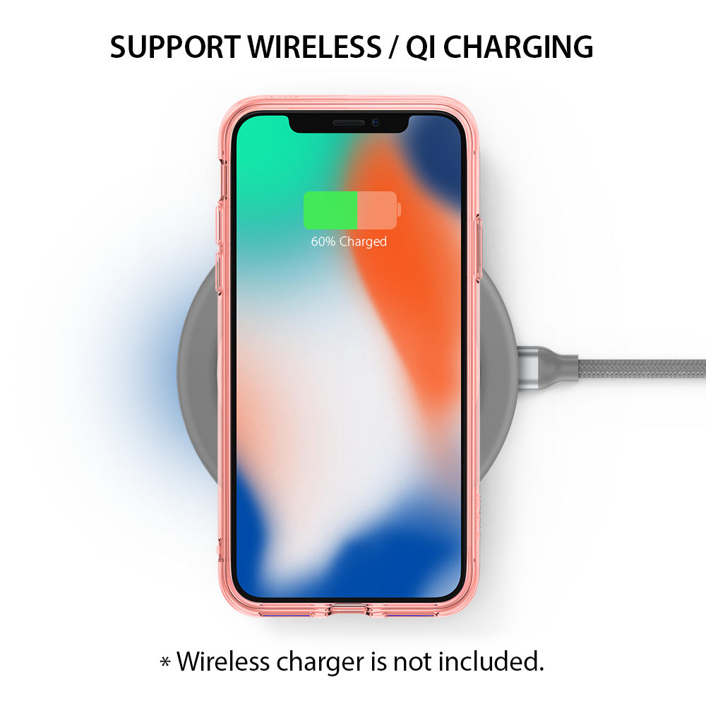 ringke air prism for iphone x case cover main wireless charging compatible