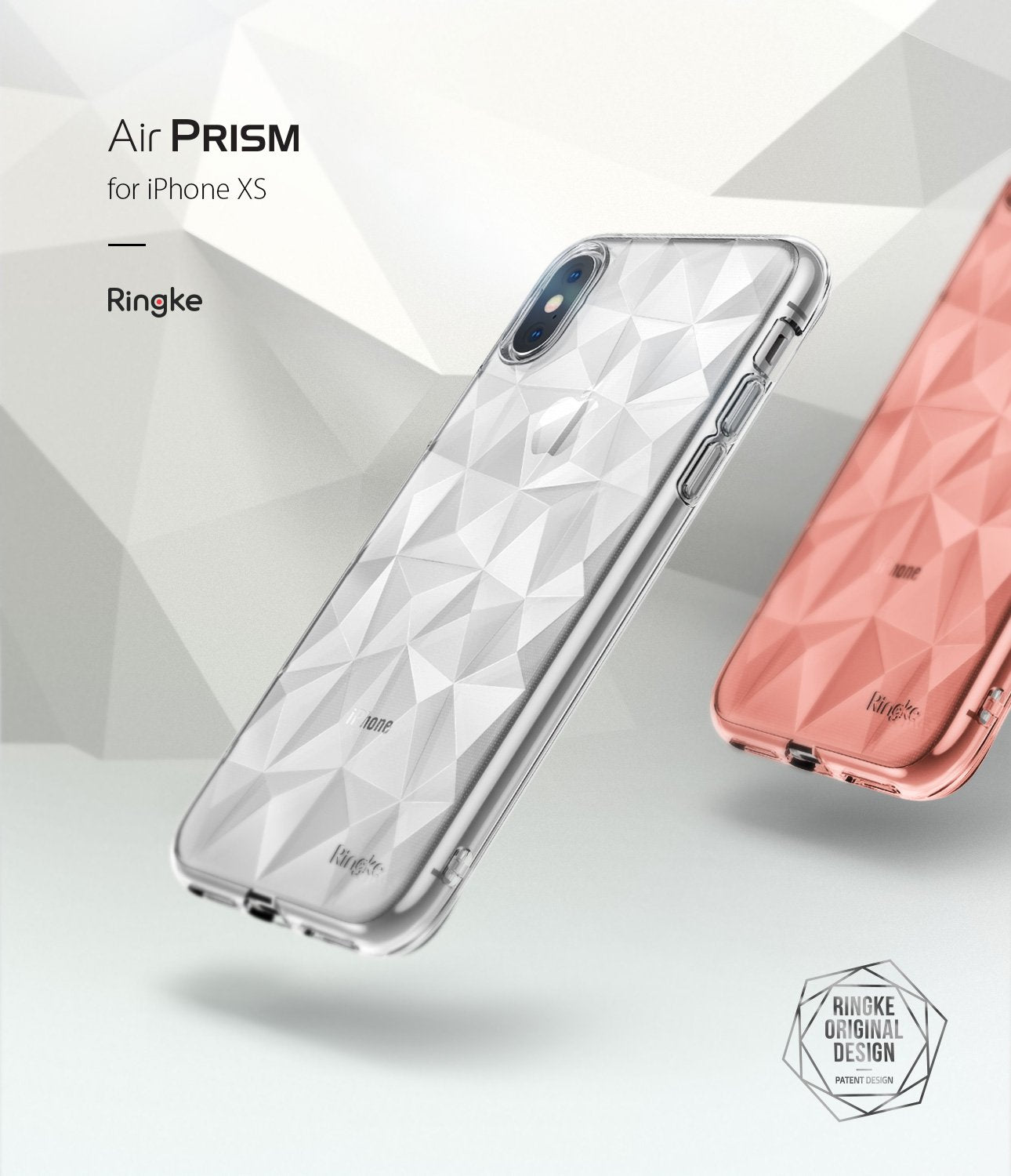 ringke air prism for iphone xs case cover main
