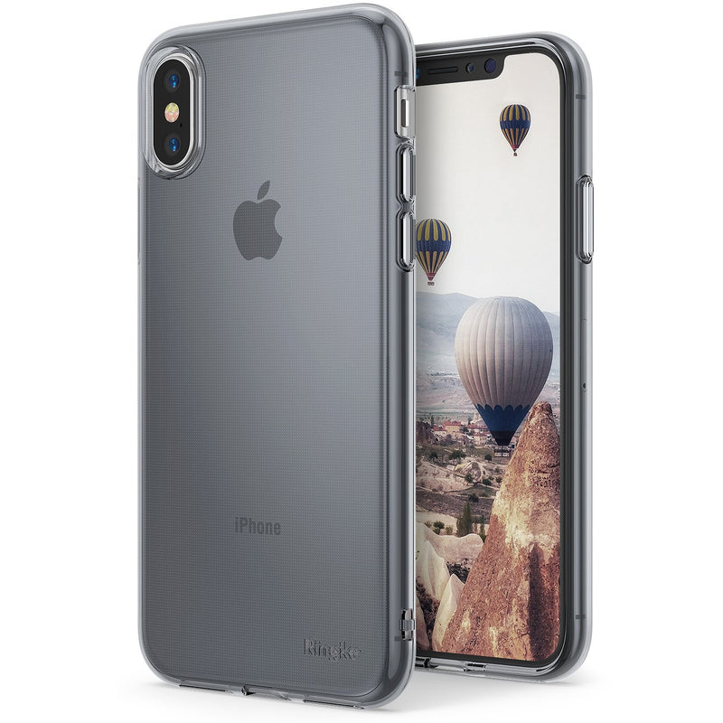 apple iphone x ringke air case case clear