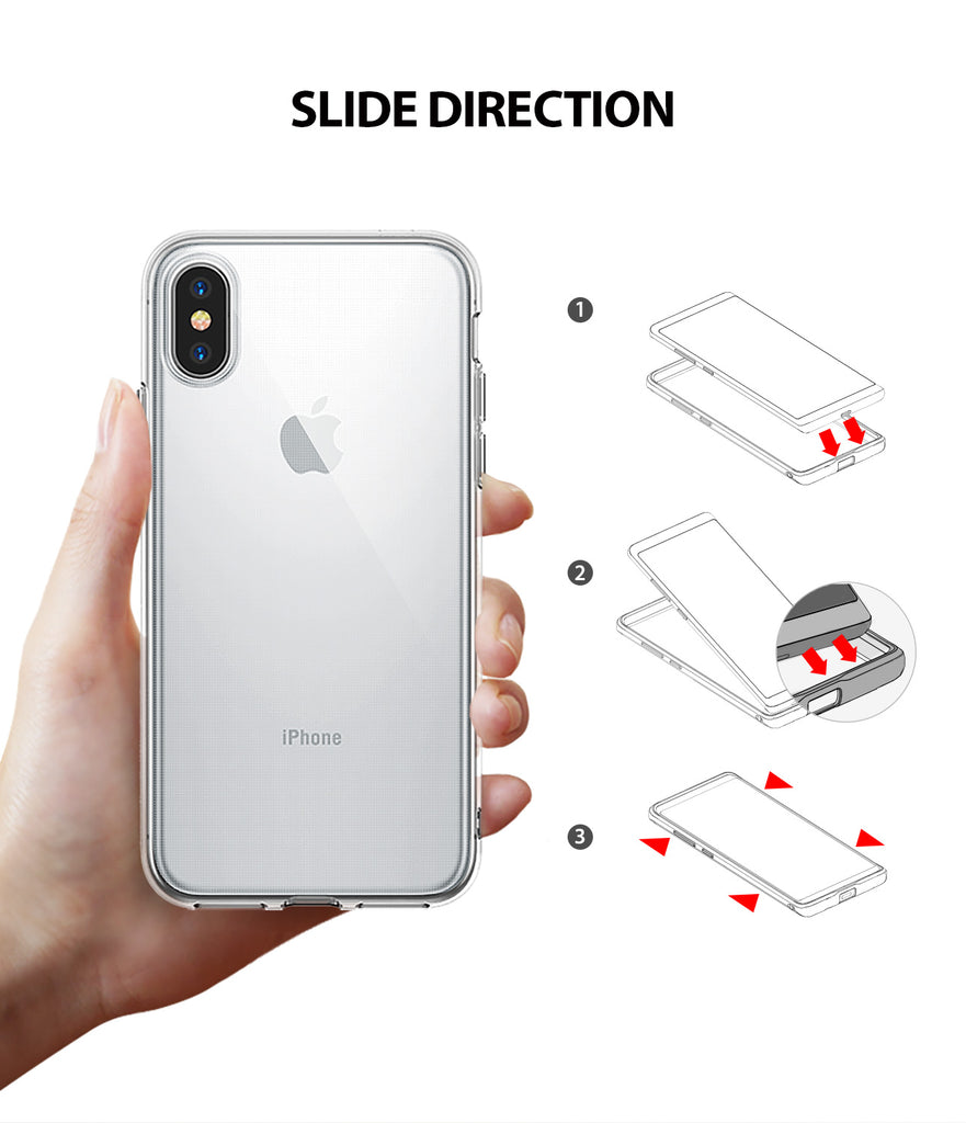 ringke air for apple iphone xs case cover easy installation
