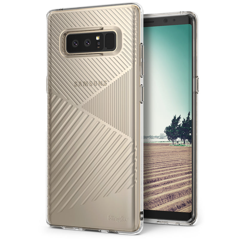 Samsung Galaxy Note 8, Ringke® [BEVEL] Case