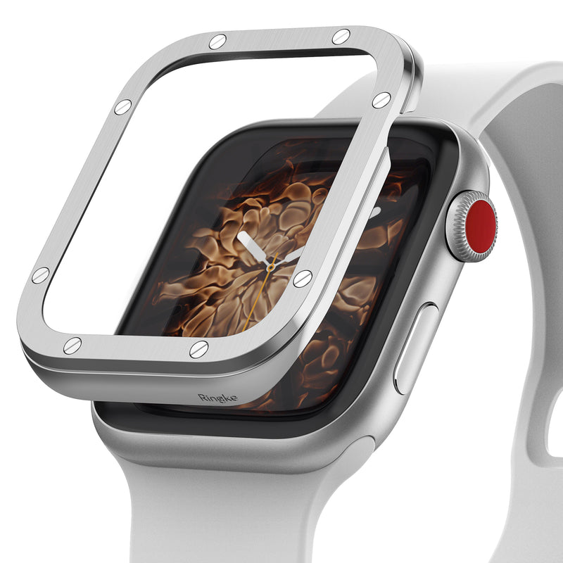 ringke bezel styling compatible with apple watch 38mm (aw3-38-40)
