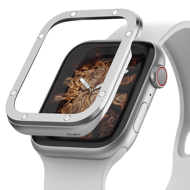 Superior(AW-44-40) Apple Watch Bezel Styling compatible with apple watch 44mm