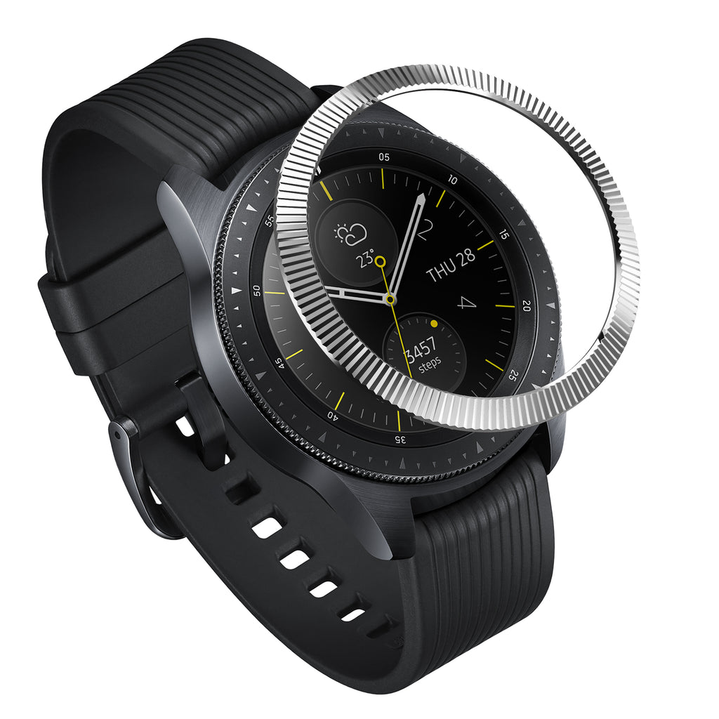 Ringke Bezel Styling superior edition stainless steel for samsung galaxy watch 42mm