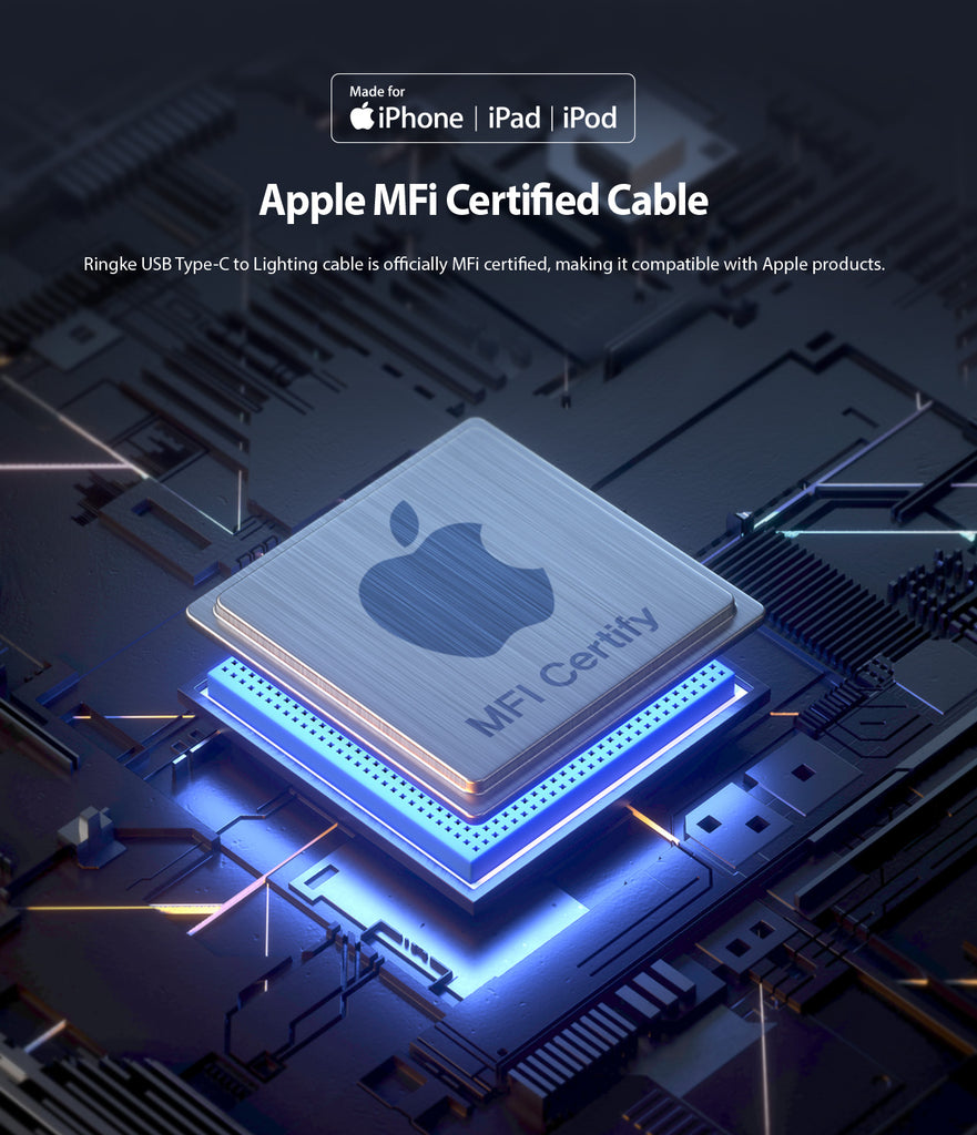 apple mfi certified cable