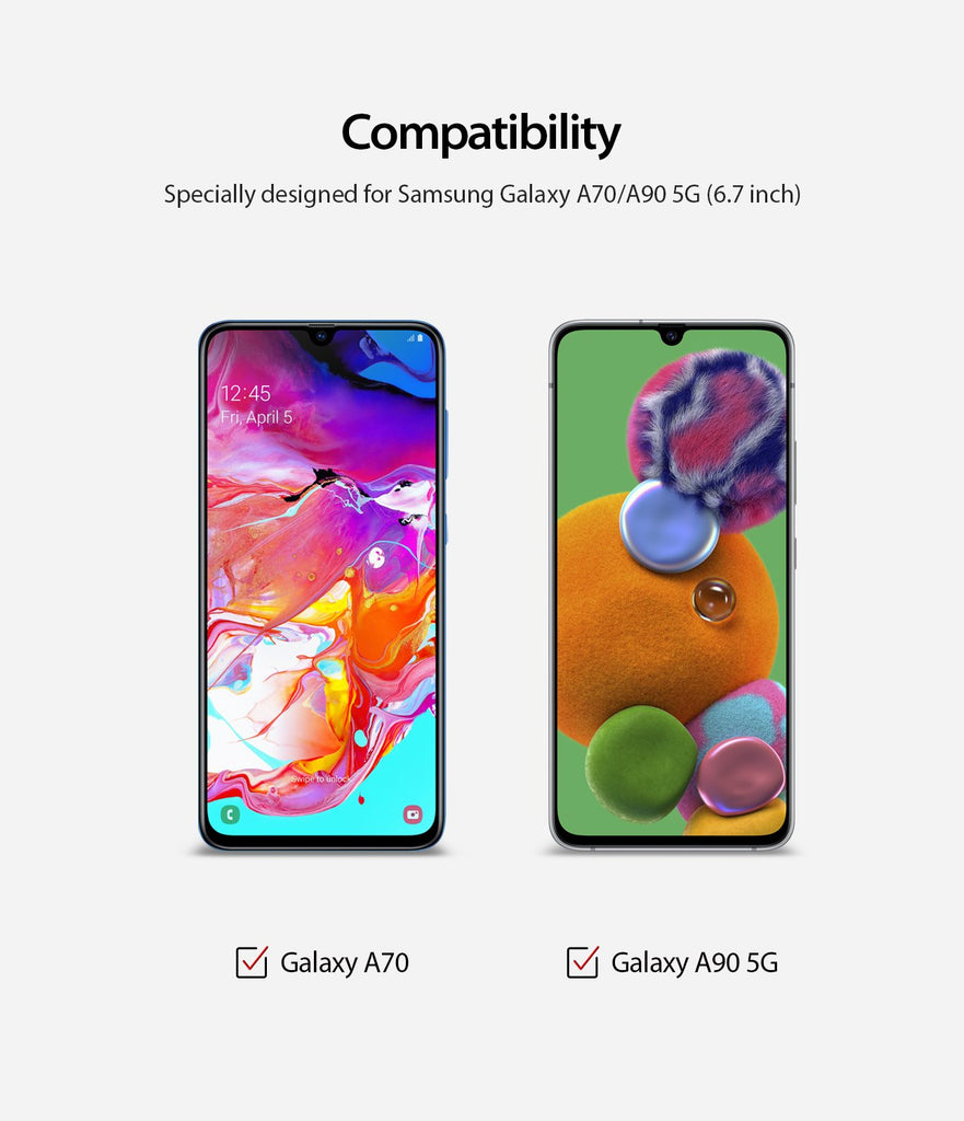 compatible with galaxy a70 / a90 5g