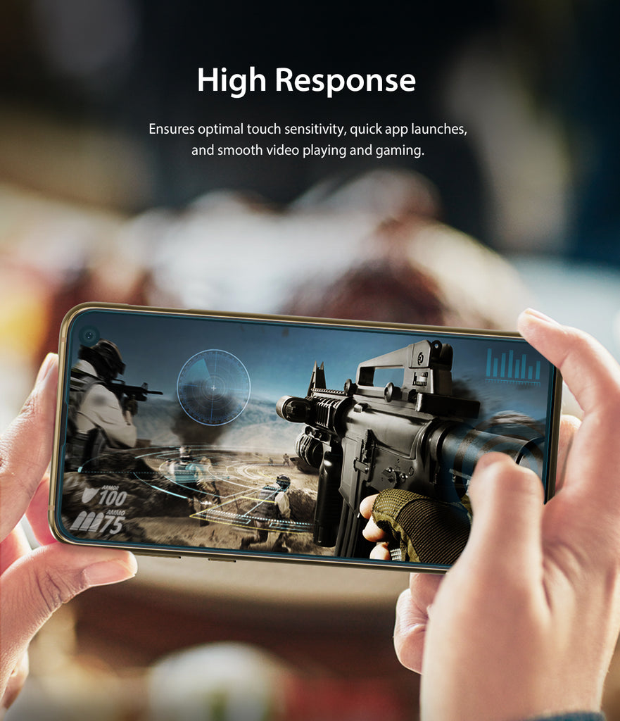 high response optimal sensitivity