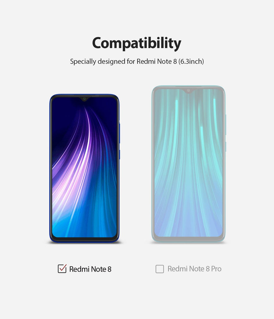 compatible with redmi note 8