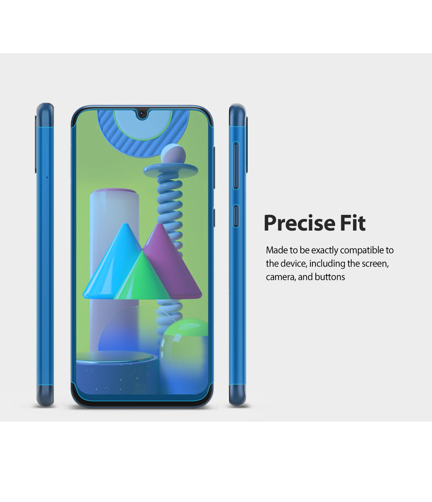 precise fit - made to fit exactly on the screen, buttons, and camera