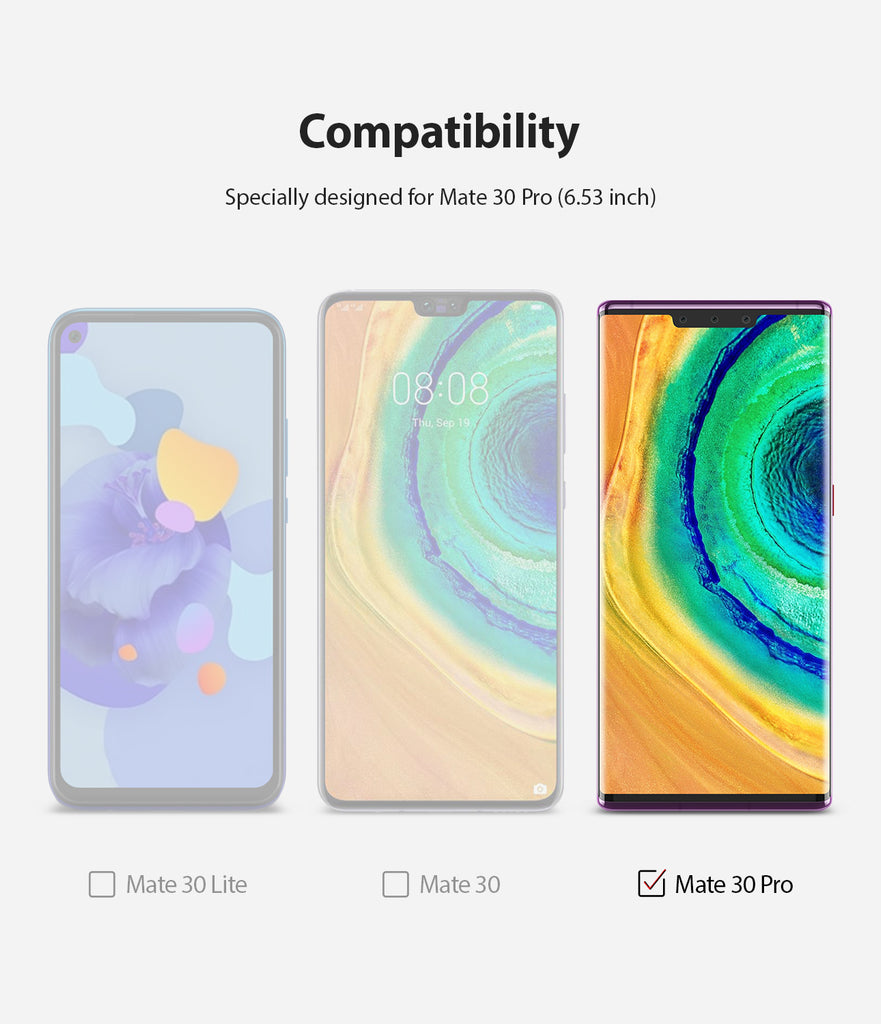 compatible with mate 30 pro