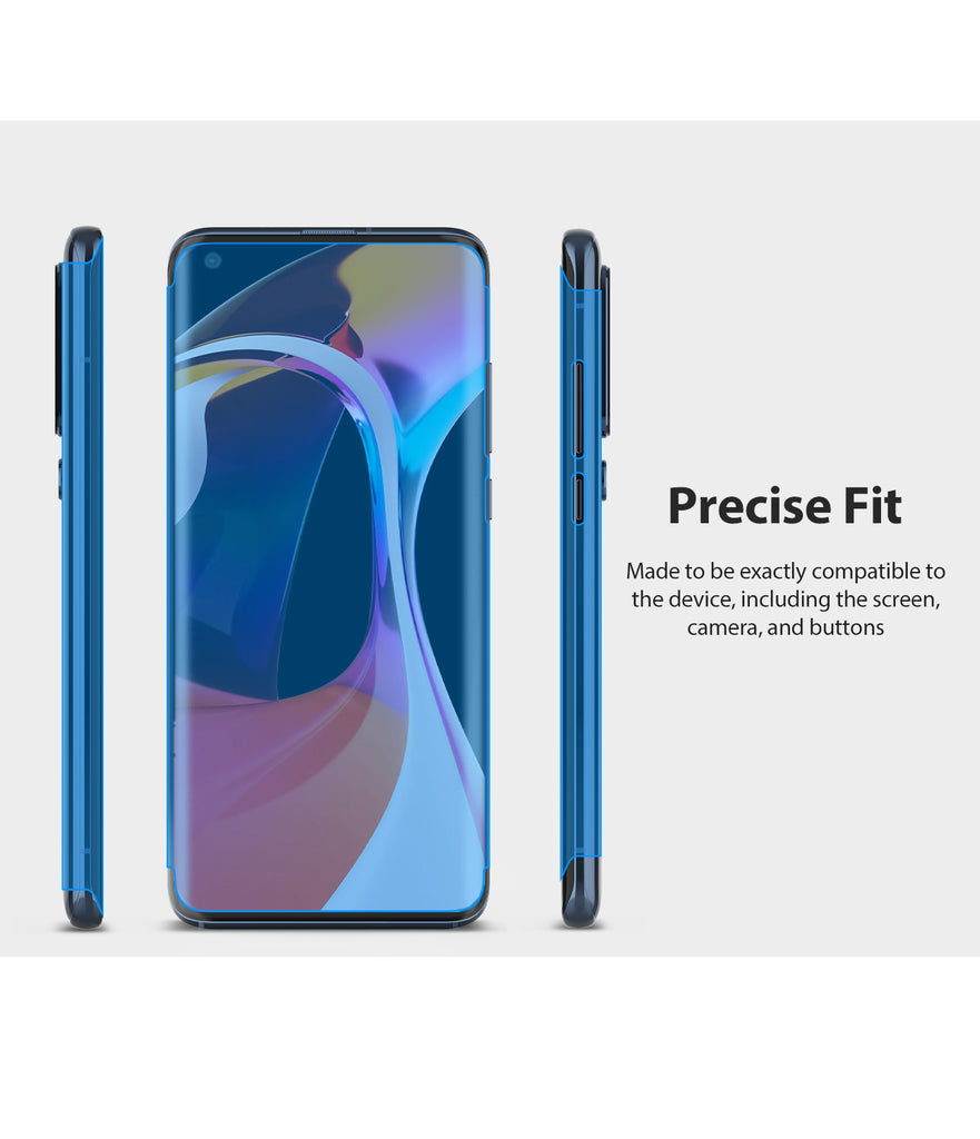 precise fit to wrap around the device