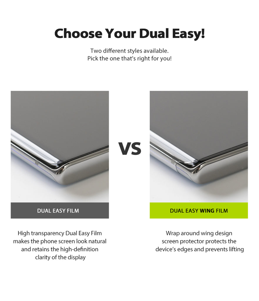 choose your dual easy