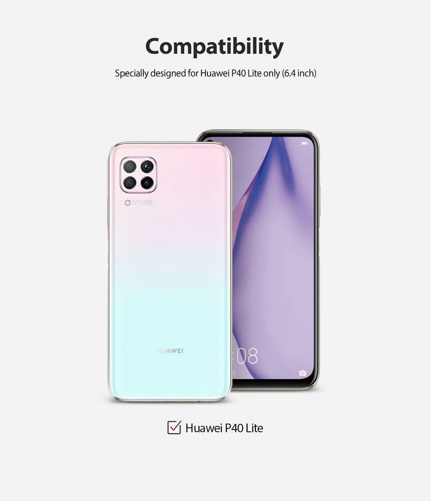 compatible with huawei p40 lite