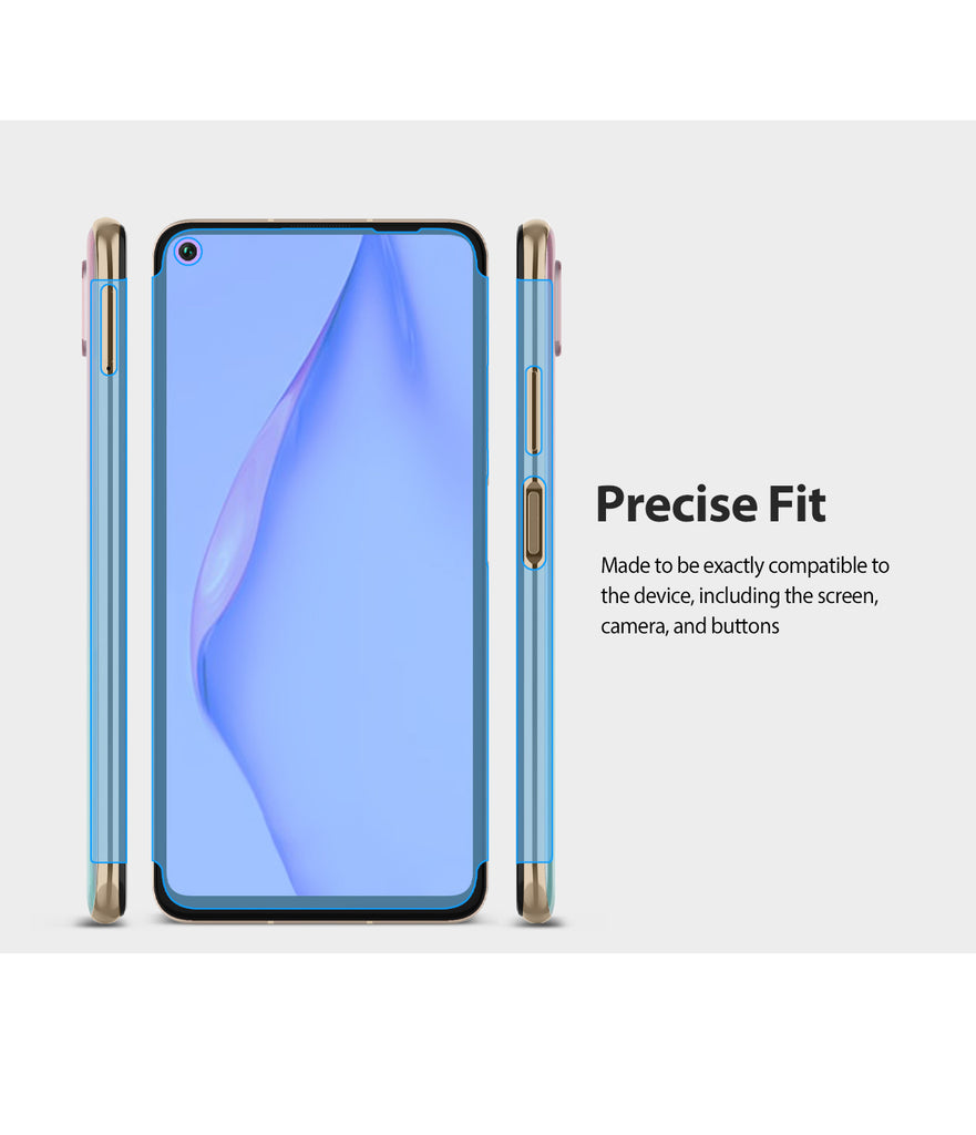 precise fit - wrap around the device for full protection