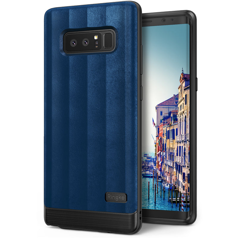 samsung galaxy note 8 ringke flex s case deep blue