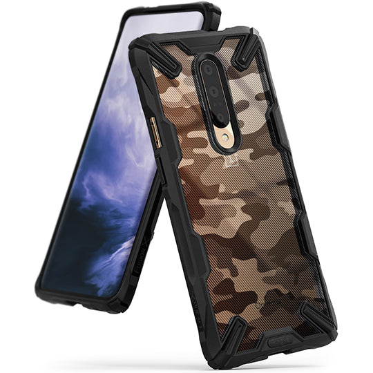 Ringke Fusion X Design DDP Compatible with OnePlus 7 Pro