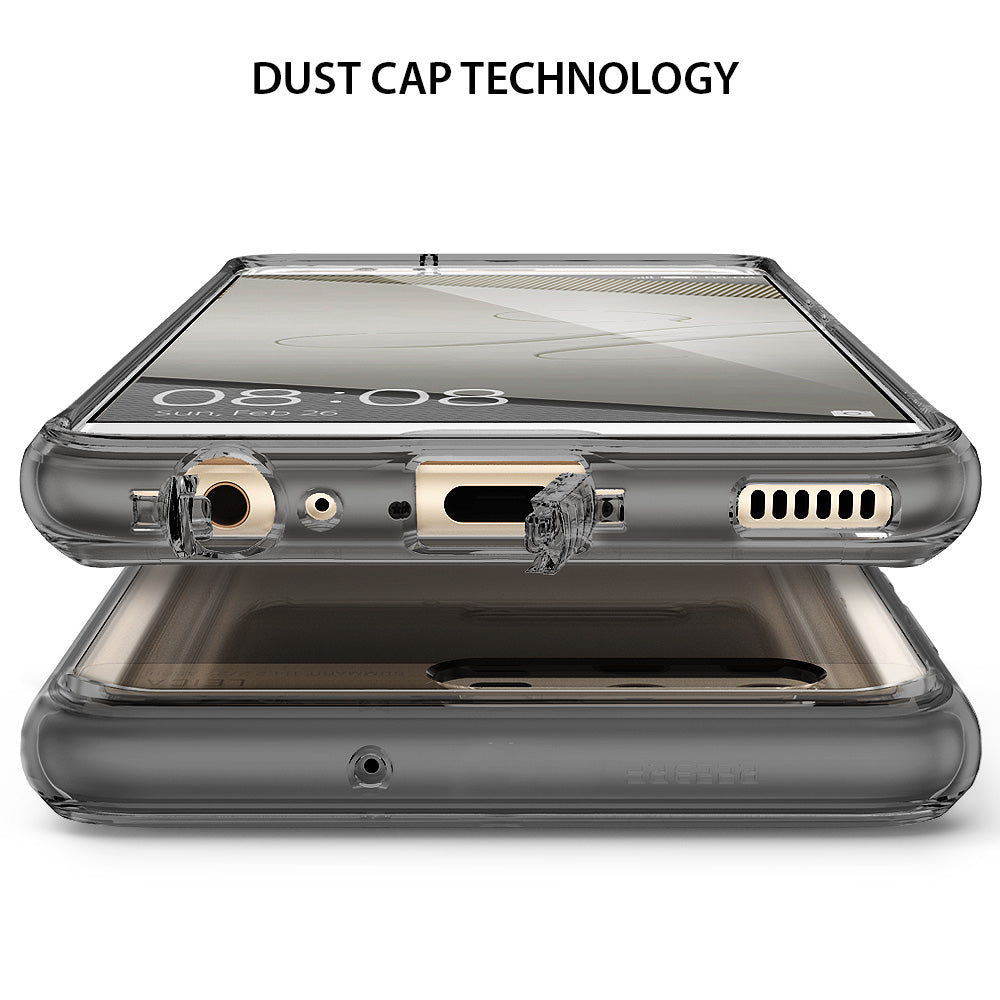 dust cap technology