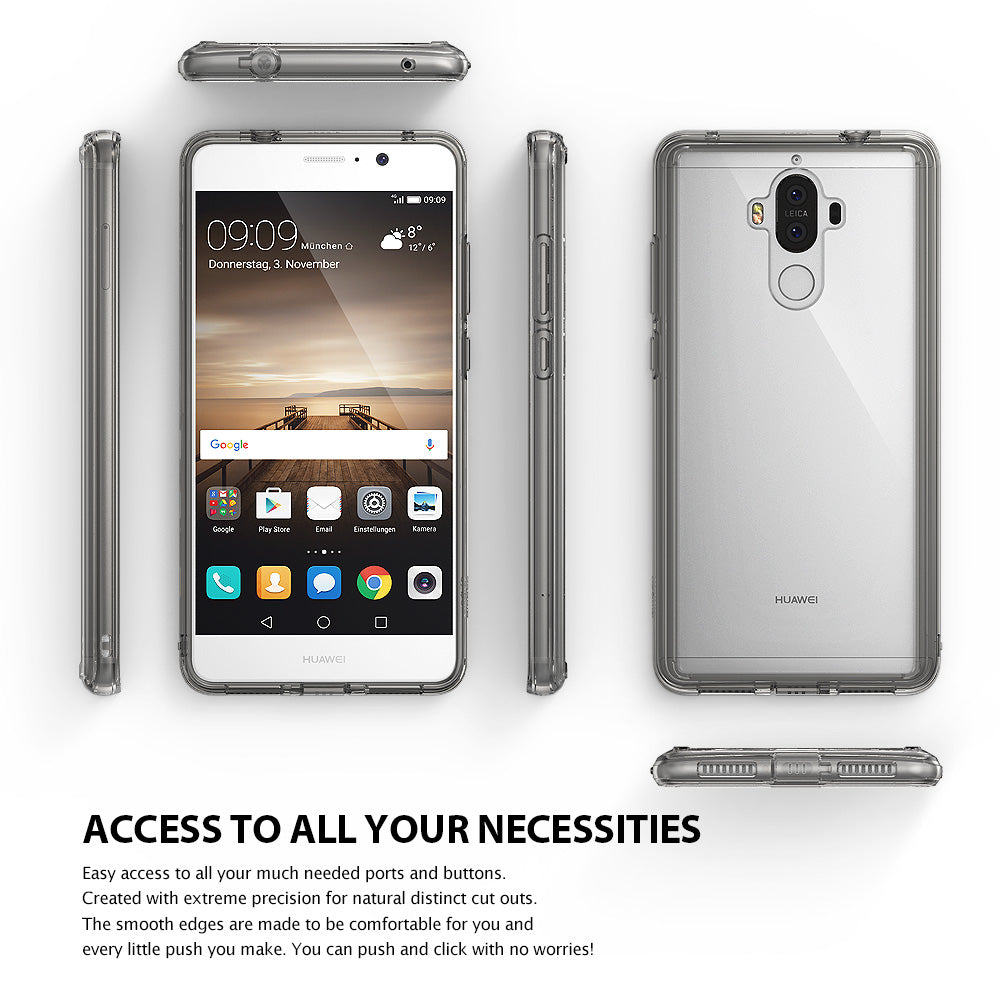 access to all your necessities
